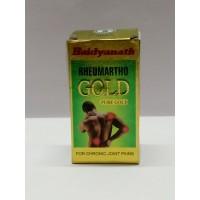 Baidyanath Rhumartho Gold