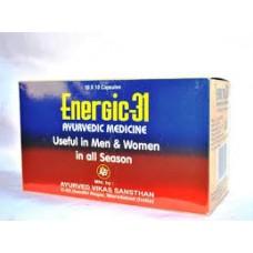 Energic 31 Capsules