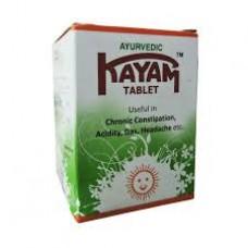 Kayam Tablets